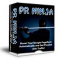 P R Ninja - Link/ PageRank Builder - Master Resale Rights