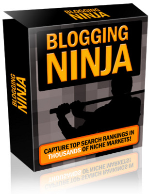 Product picture Blogging Ninja: Script 4 automatic, fresh content- M R R